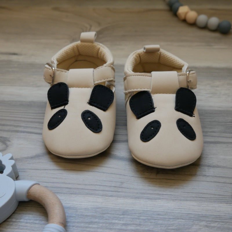 Panda Baby Shoes  | Avenue Petit Lou