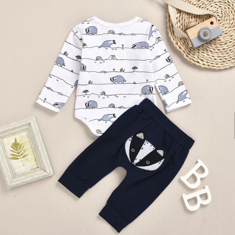 2-Piece Woodland Set | Avenue Petit Lou