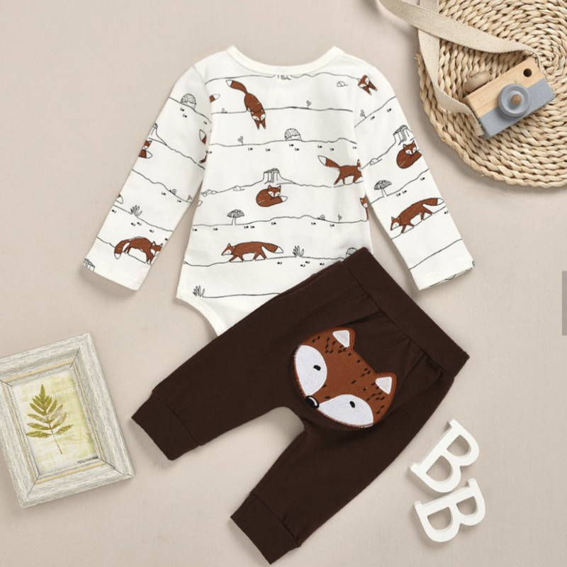 2-Piece Woodland Set