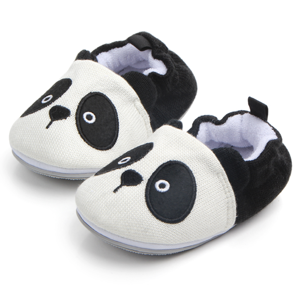 Casual + Simple Panda Slip-on | Avenue Petit Lou