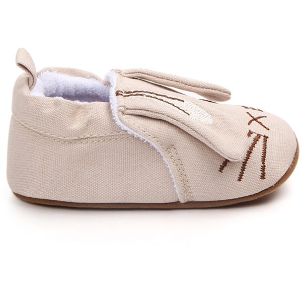 Long Bunny Ears Baby Shoes | Avenue Petit Lou