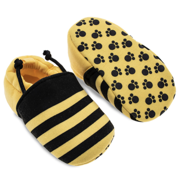 Bumblebee Baby Shoes | Avenue Petit Lou