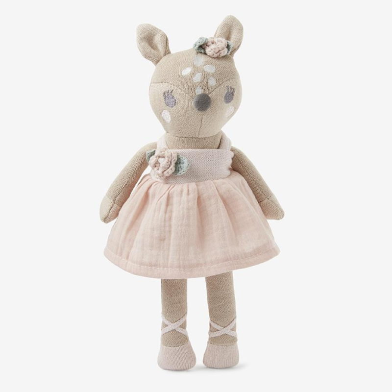 Fawn Knit Doll | Avenue Petit Lou