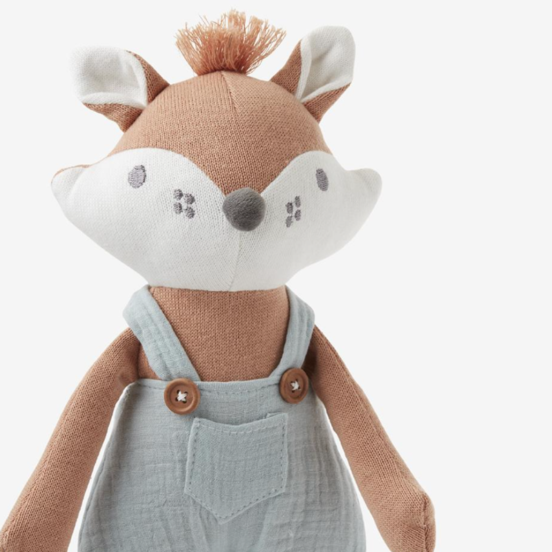 Fox Knit Doll | Avenue Petit Lou
