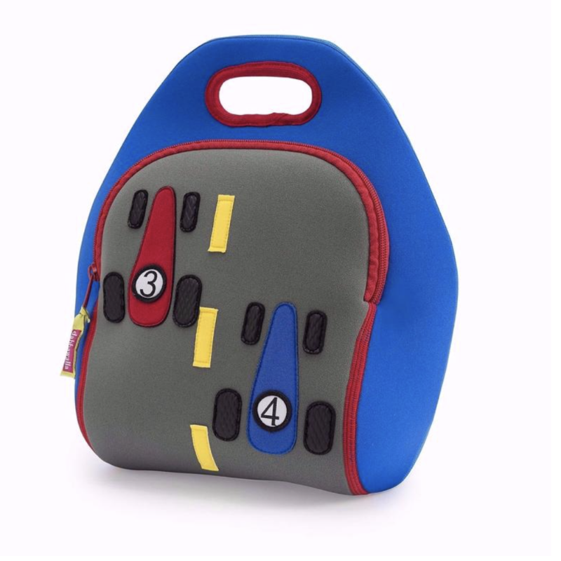 Race Car Lunch Bag | Avenue Petit Lou