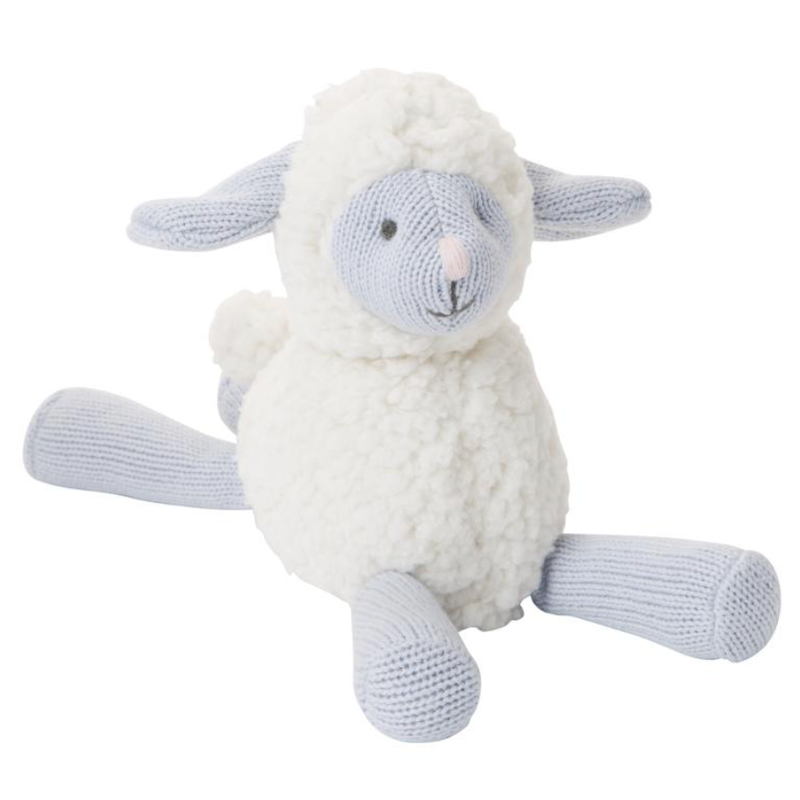 "Lamb - 10"" - Knittie - Avenue Petit Lou"