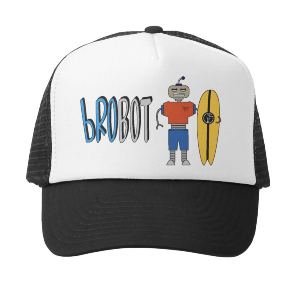 Brobot Trucker Hat
