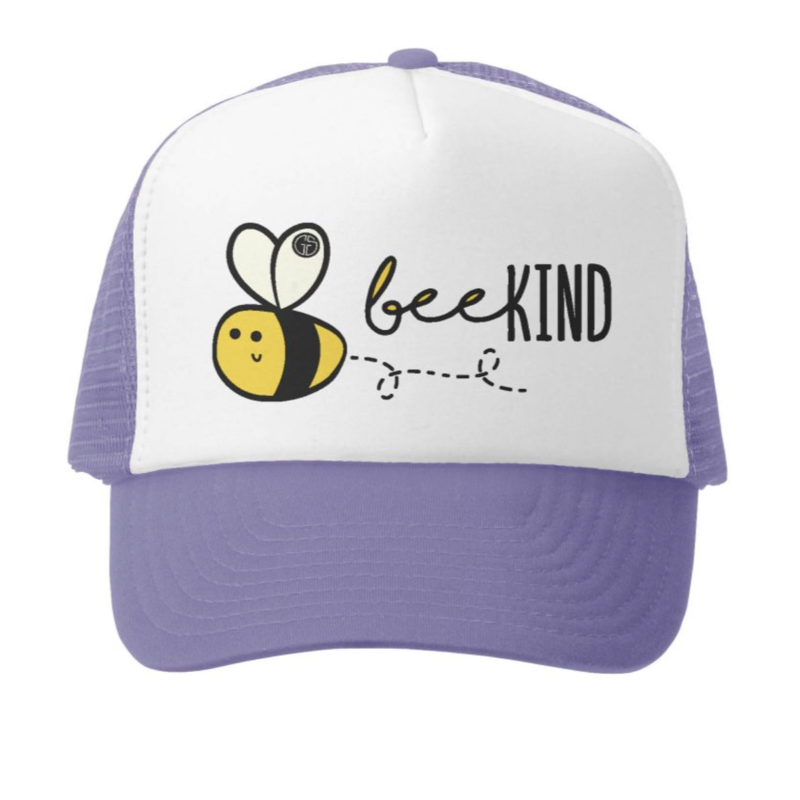 Bee Kind Trucker Hat | Avenue Petit Lou