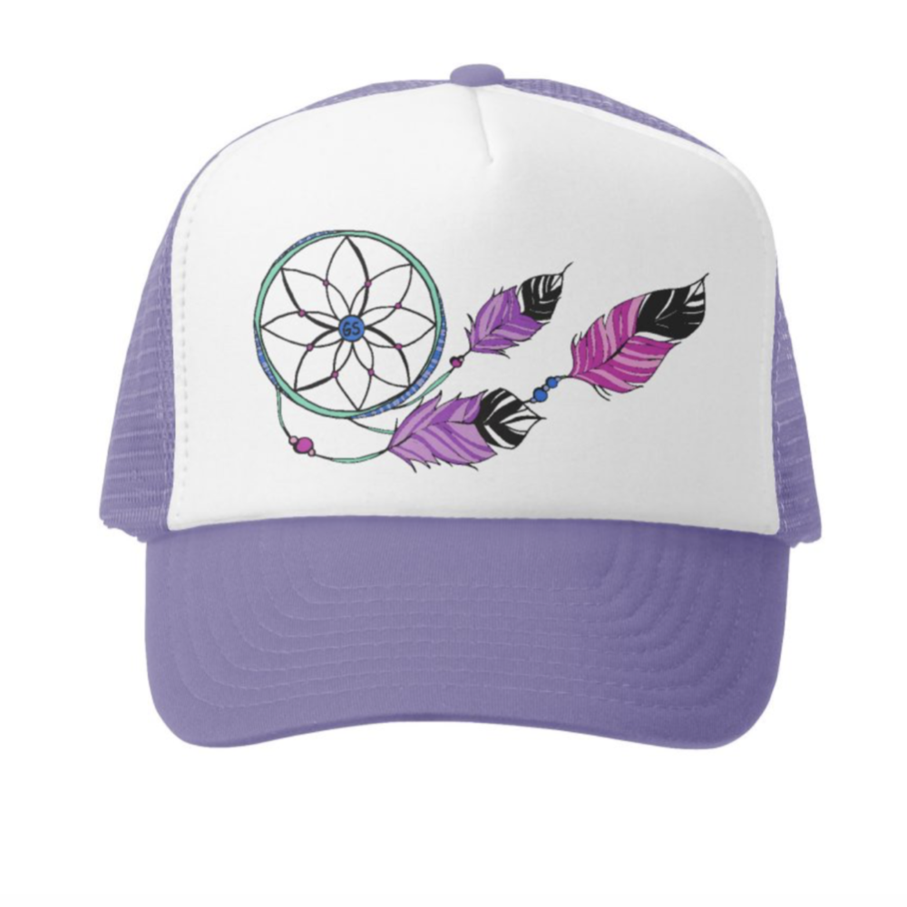 Dreamcatcher Kids Trucker Hat