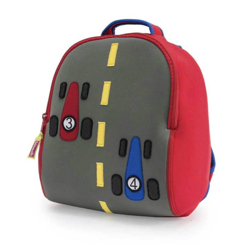 Fast Track Race Car Backpack
