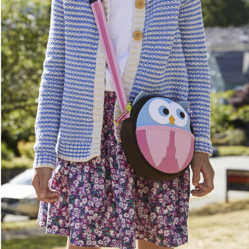 Hoot Owl Crossbody Bag | Avenue Petit Lou