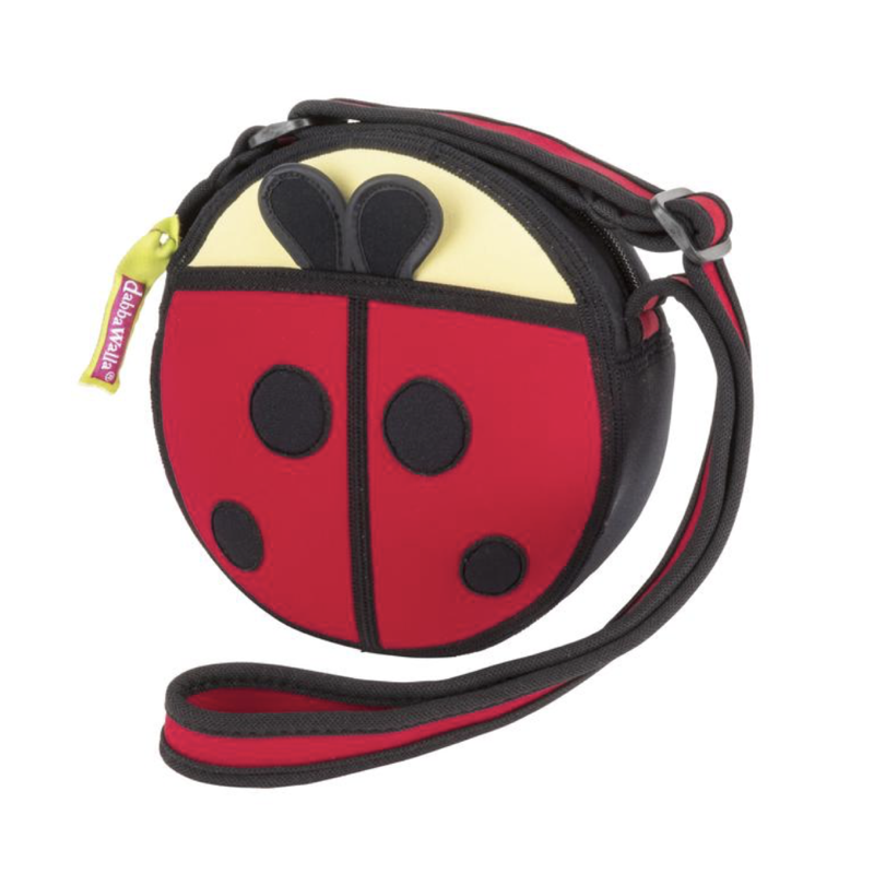 Cute As A Ladybug Crossbody Bag | Avenue Petit Lou