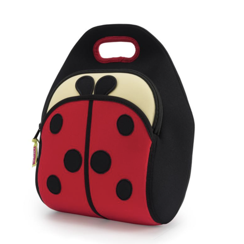 Ladybug Lunch Bag | Avenue Petit Lou