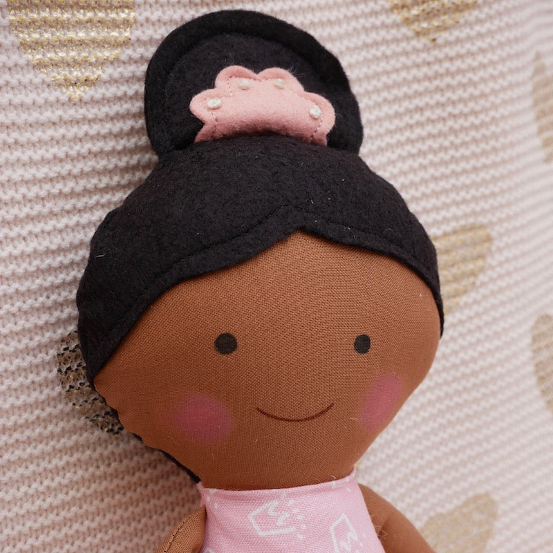 Valentina Ballerina Doll  - One of a Kind | Avenue Petit Lou