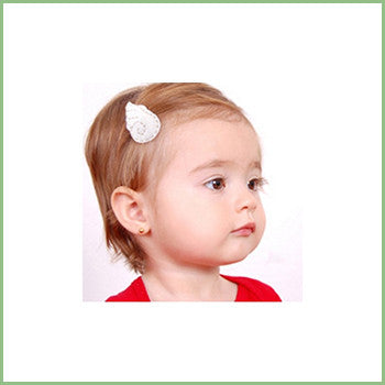 Angel Wings Hair Clips for Babies | Avenue Petit Lou
