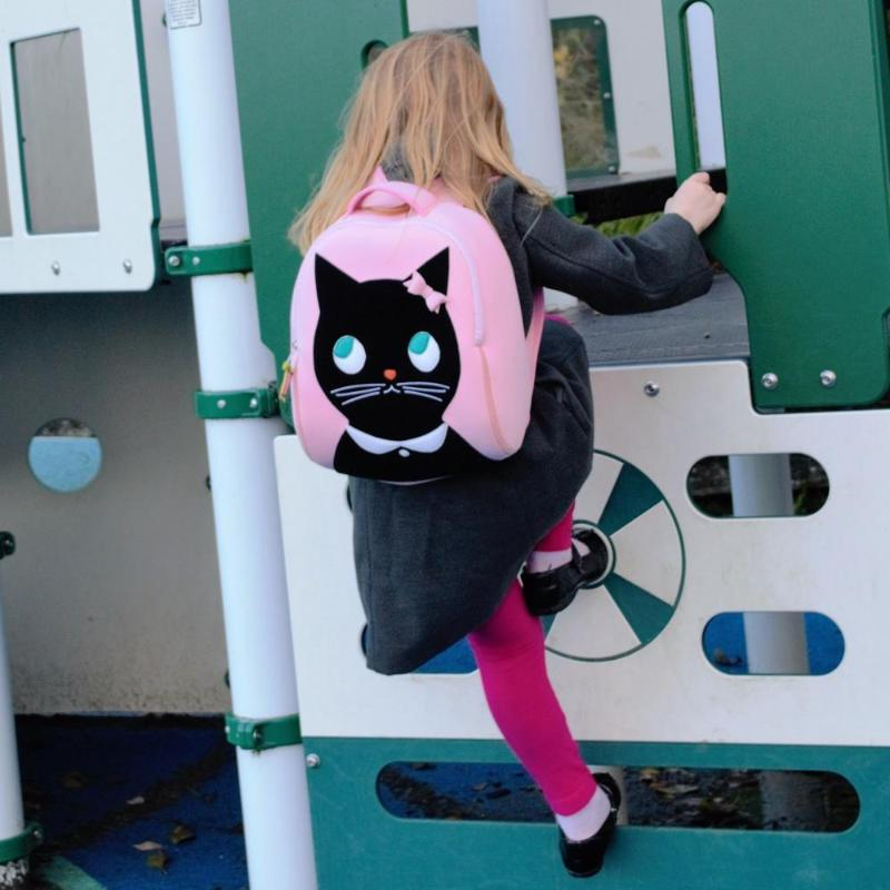 Miss Kitty Backpacks | Avenue Petit Lou