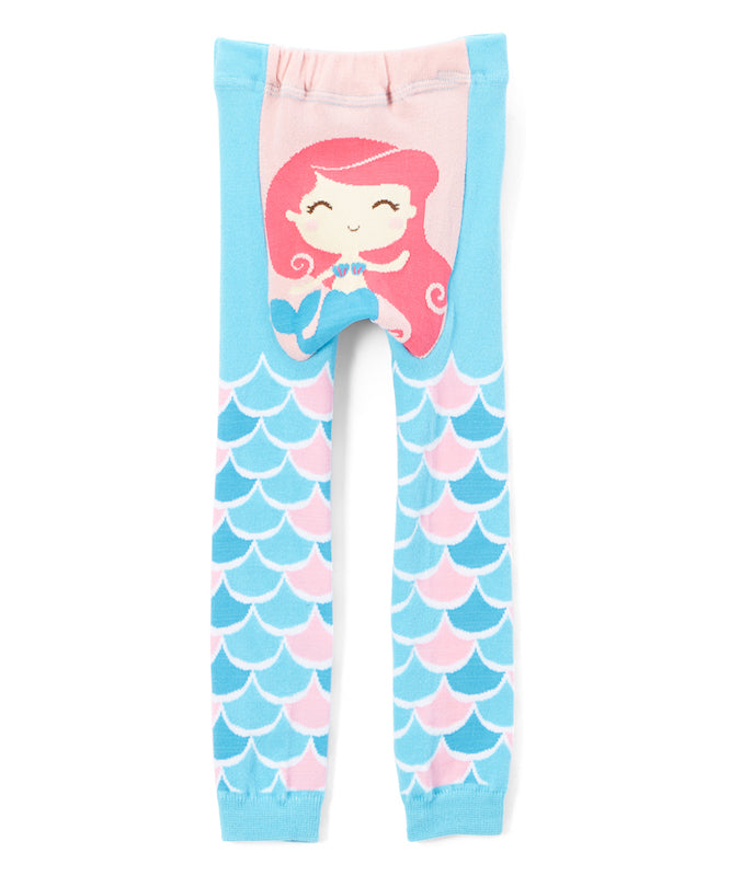 Mermaid Cotton Legging - Avenue Petit Lou