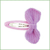 Crochet Bow Clips
