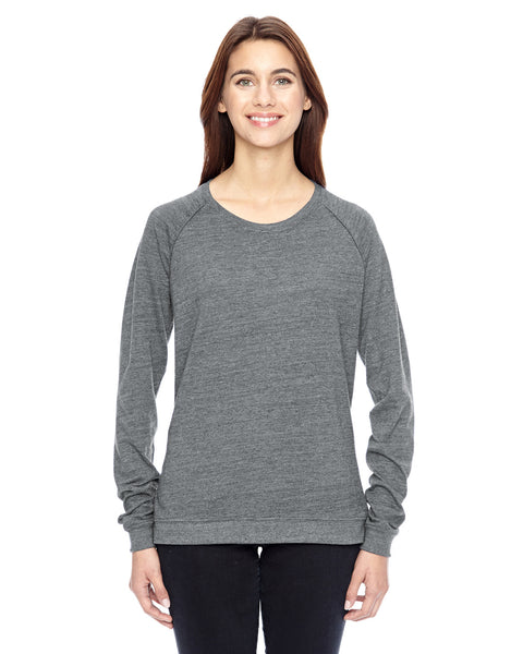 Ladies Eco Jersey Locker Room Pullover