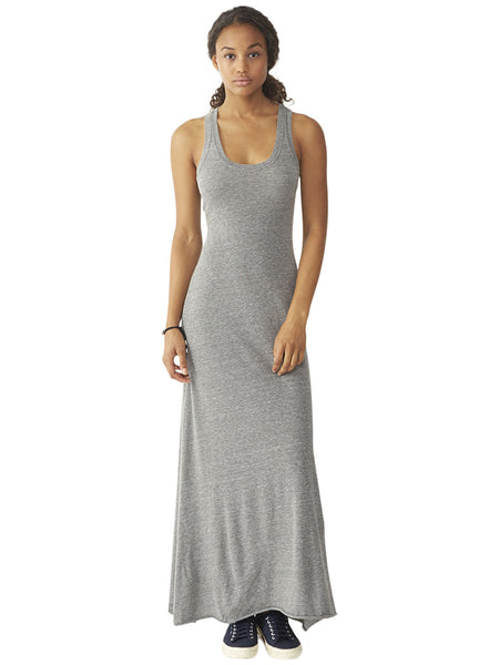 Ladies Eco-Jersey Maxi Dress