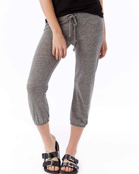 Ladies Eco-jersey Crop Pants