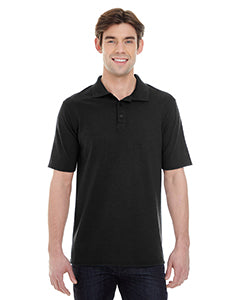 Hanes X-Temp Pique Sport Polo with Fresh IQ