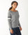 Ladies Maniac Sport Eco-fleece Sweatshirt