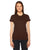 American Apparel Ladies Fine Jersey T-Shirt