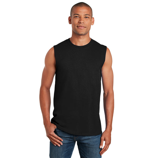 Gildan Ultra Cotton Sleeveless T-Shirt