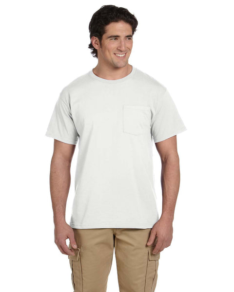 Jerzees Dri-Power 50/50 Pocket T-shirt