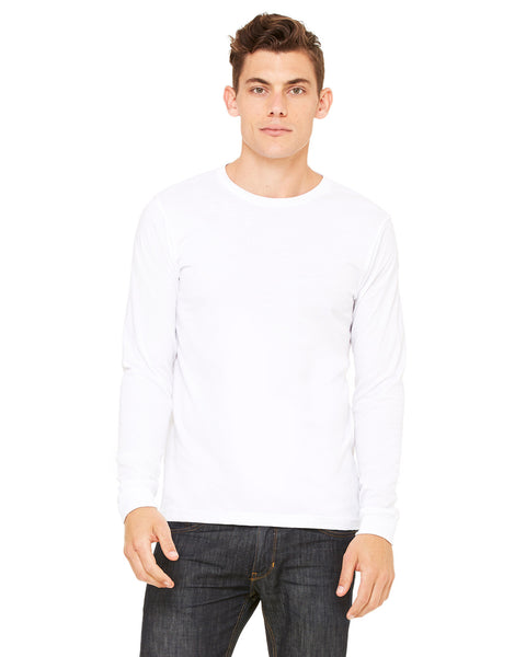 Bella Canvas Unisex Jersey Long Sleeve Tee