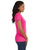 Ladies Vintage Fine Jersey Longer Length T-shirt