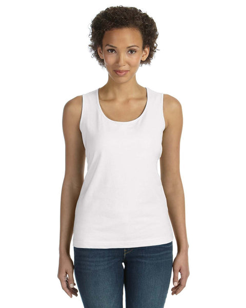 Ladies Scoopneck Tank Top