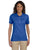 Jerzees Ladies Spotshield Jersey Polo