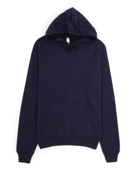 American Apparel California Fleece Pullover Hoodie