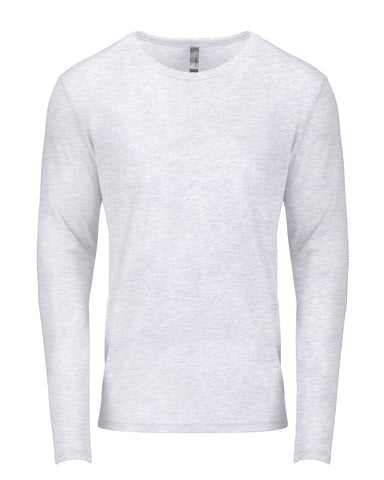 Next Level Triblend Long Sleeve Crew