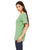 Bella Canvas Ladies Relaxed Jersey V-Neck Tee