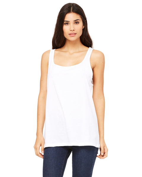 Bella Ladies Relaxed Jersey Tank