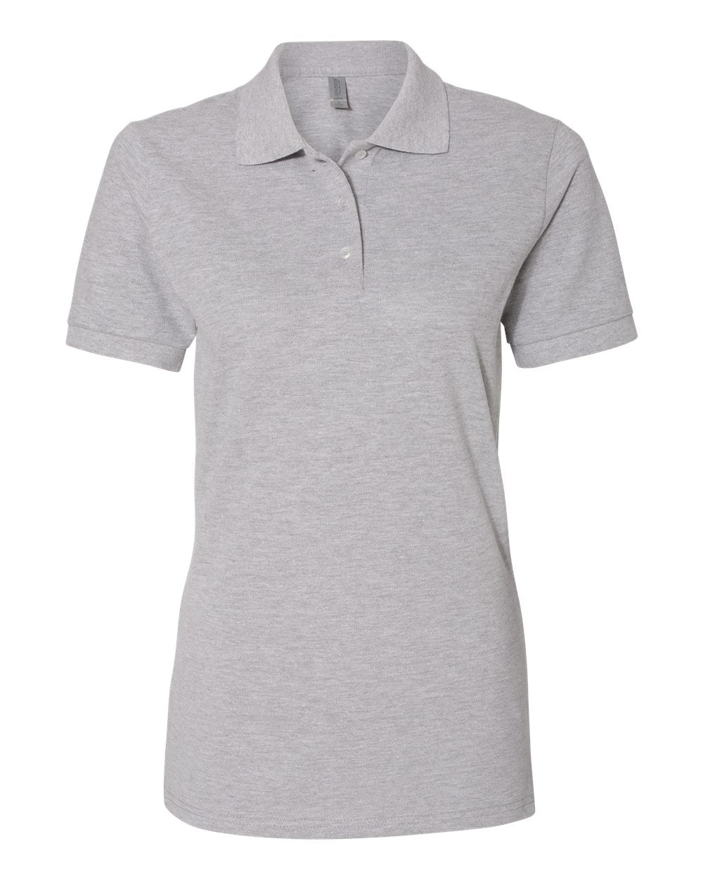 Jerzees Ladies 100% Ringspun Cotton Pique Polo