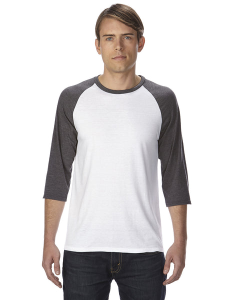 Anvil Triblend Raglan Sleeve T-Shirt