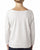 Next Level Ladies Terry Raw Edge Three-quarter Sleeve Raglan
