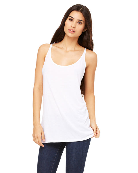 Bella Canvas Ladies Slouchy Tank