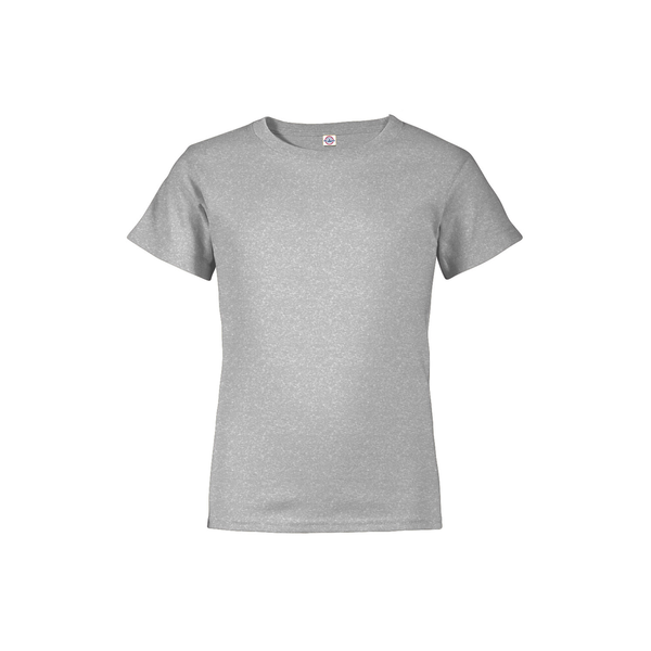 Delta Apparel Youth 65/35 Short Sleeve Tee