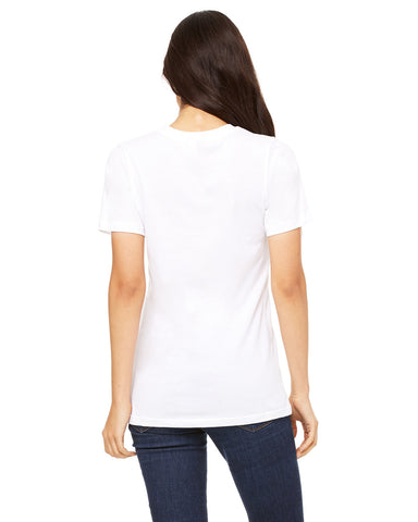 Ladies Relaxed Short Sleeve Jersey Tee