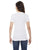 American Apparel Ladies Poly-Cotton Short Sleeve Crewneck
