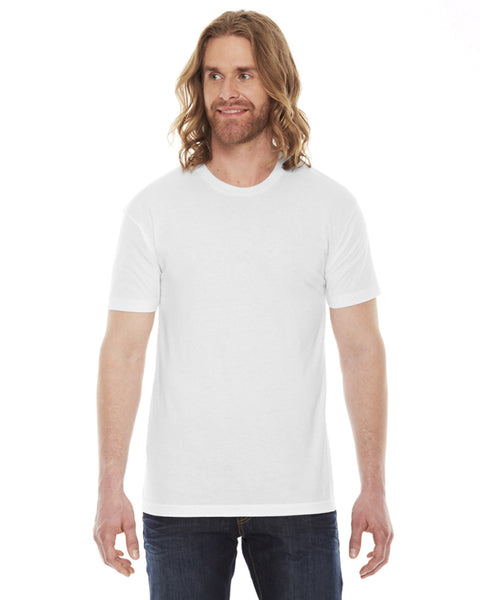 American Apparel Unisex Short Sleeve 50/50 Tee