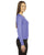 American Apparel Ladies Triblend Lightweight Raglan Pullover