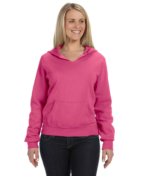 Comfort Colors Ladies Garment Dyed Ringspun Hooded Pullover
