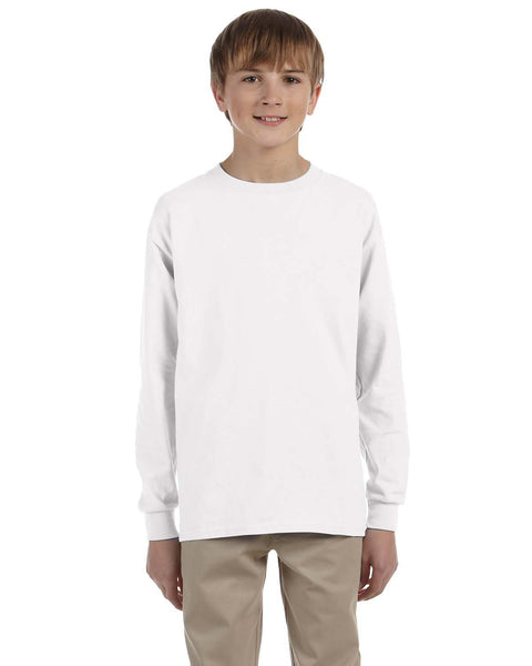 Gildan Ultra Cotton Youth Long Sleeve T-shirt
