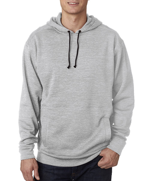 Cosmic Poly Hooded Pullover Sweatshirt
